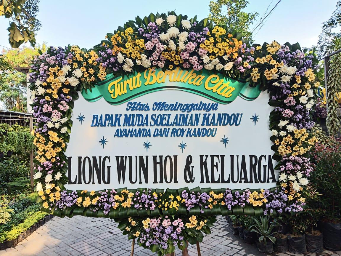toko bunga surabaya barat