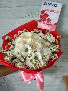 bunga tangan murah 1