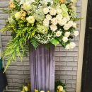 Standing Flower Congratulations Di Surabaya