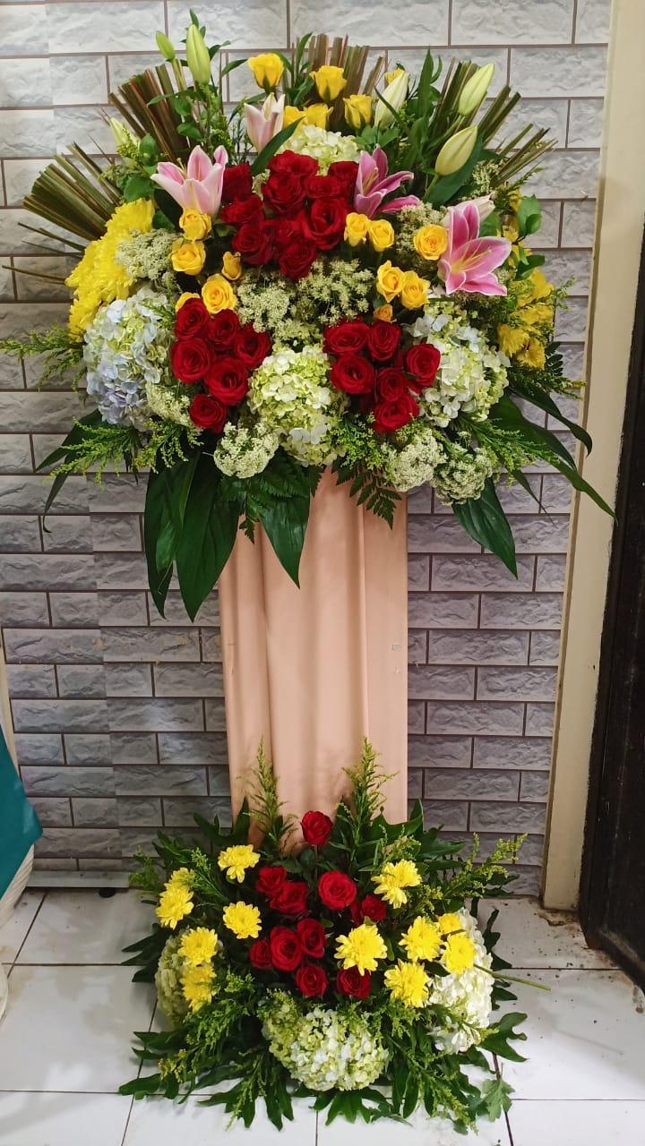 toko bunga standing surabaya