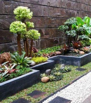 Tukang Taman Surabaya Jasa Pembuatan Taman Bergaransi
